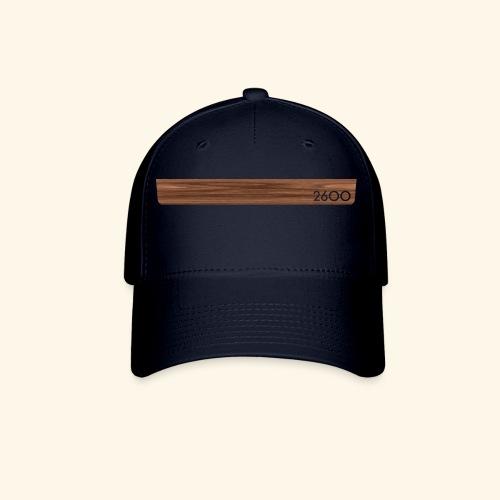wood2600 - Baseball Cap