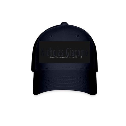 Nick_logo_shirt - Baseball Cap