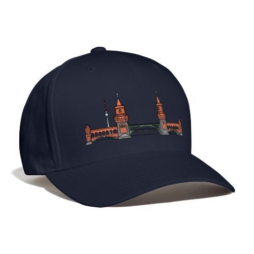 Oberbaum Bridge Berlin - Baseball Cap