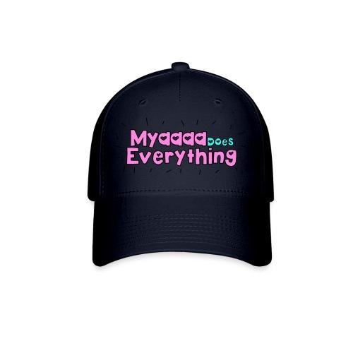 MyaDoesEverything- Kids Edition - Baseball Cap
