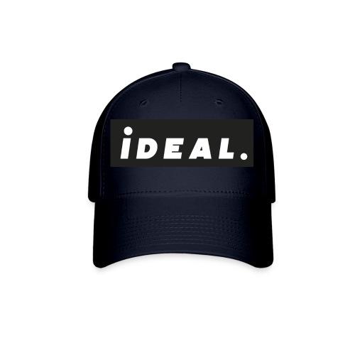 black ideal classic logo - Baseball Cap
