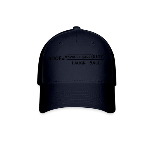 gaff text transparent - Baseball Cap