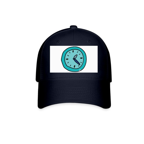 When the clock strikes: Caps, Men's hoodie and wom - Baseball Cap