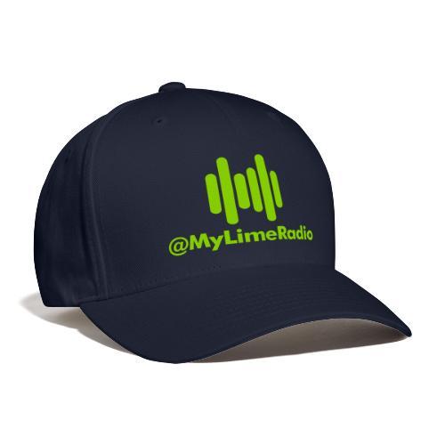 MyLimeRadio Social Handle - Baseball Cap