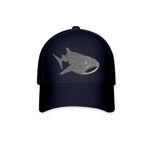 save the whale shark sharks fish dive diver diving - Baseball Cap