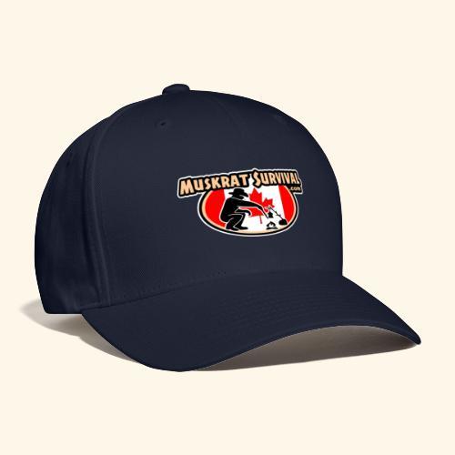 Muskrat Badge 2020 - Baseball Cap