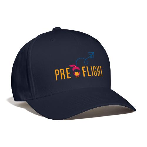 PreFlight Aviation Camp - Baseball Cap