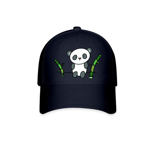 Panda with Bamboo - Baseball Cap