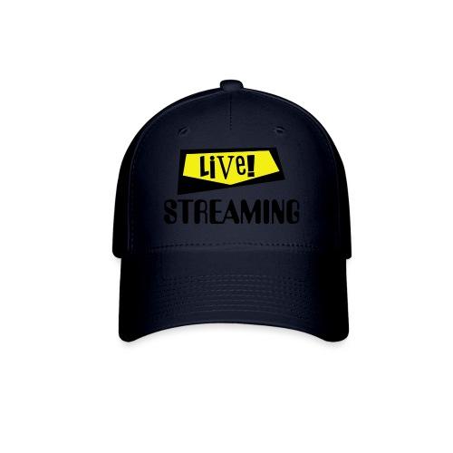 Live Streaming - Baseball Cap