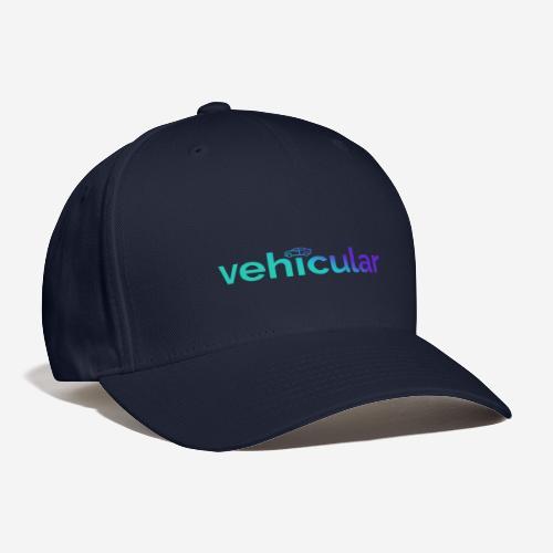 Vehicular & PL8SRUS - Baseball Cap