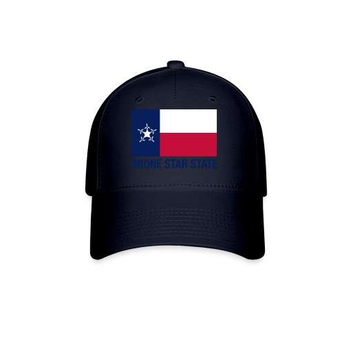Drone Star State - Long Sleeve - Baseball Cap