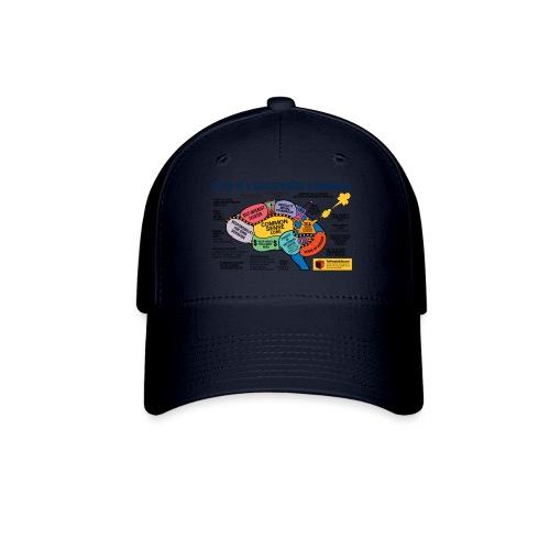 Brain of a Conservative Republican - Baseball Cap