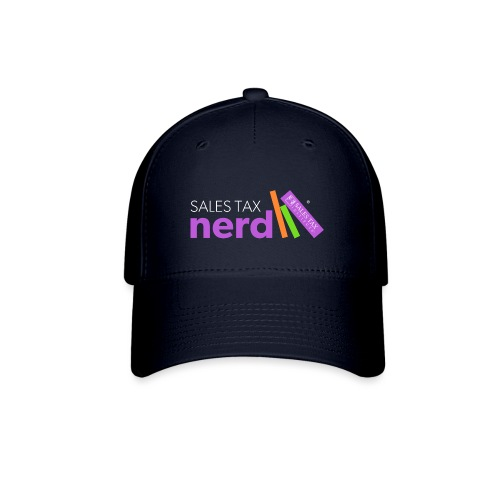 Sales Tax Nerd - Baseball Cap