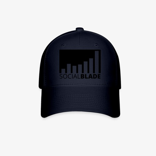 SB Blackout Logo - Baseball Cap