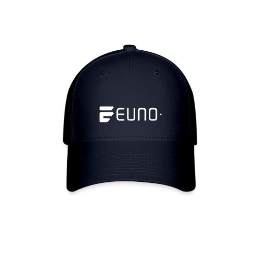 EUNO LOGO LANDSCAPE WHITE - Baseball Cap