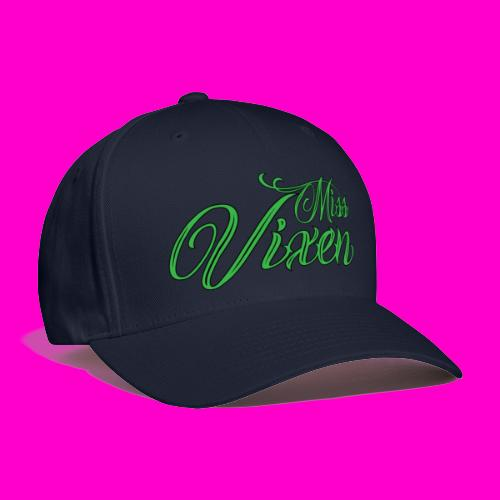 word miss v green - Baseball Cap