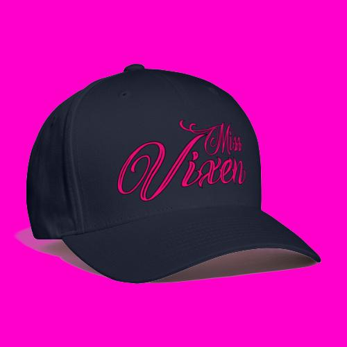 word miss v pink - Baseball Cap