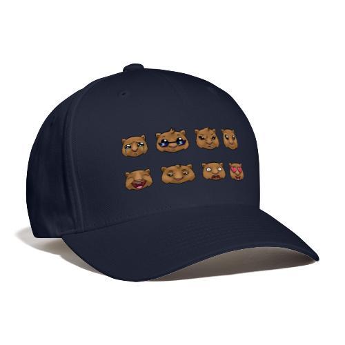 Wombat Feelings - Baseball Cap
