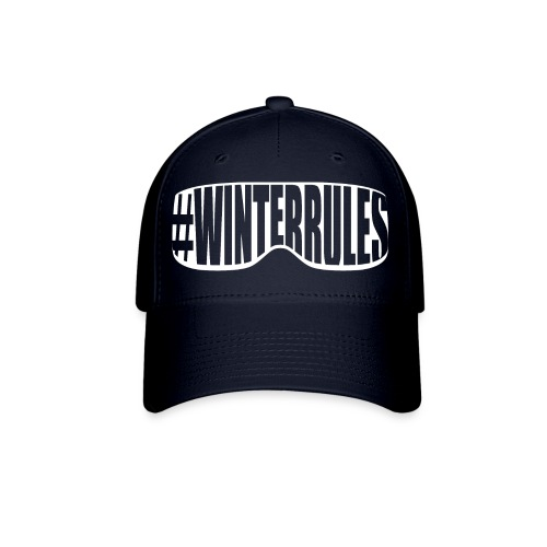 Winter Rules Goggles - Baseball Cap