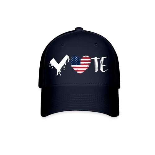 Vote Heart - Baseball Cap
