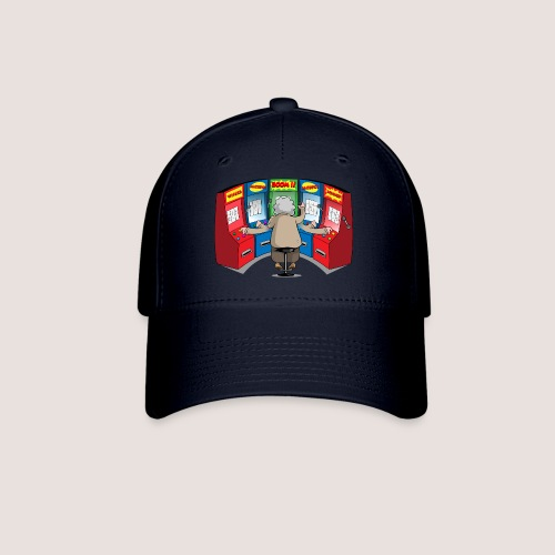 THE GAMBLIN' GRANNY - Baseball Cap