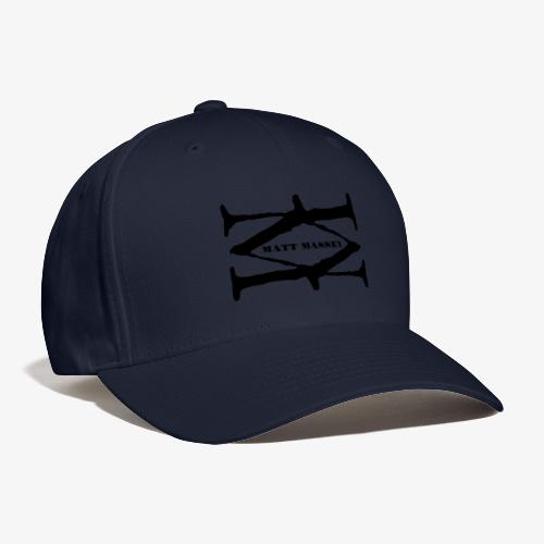 Matt Massey Logo Black - Baseball Cap