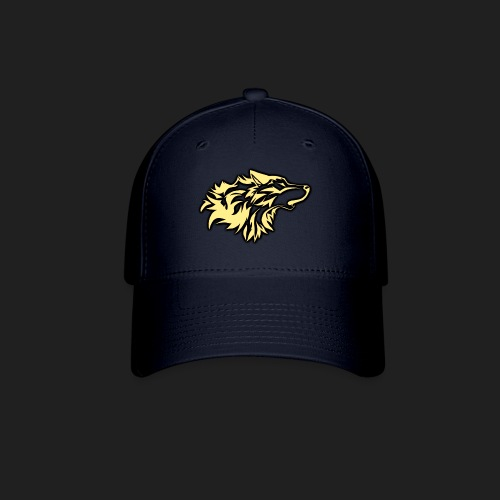 wolfepacklogobeige png - Baseball Cap