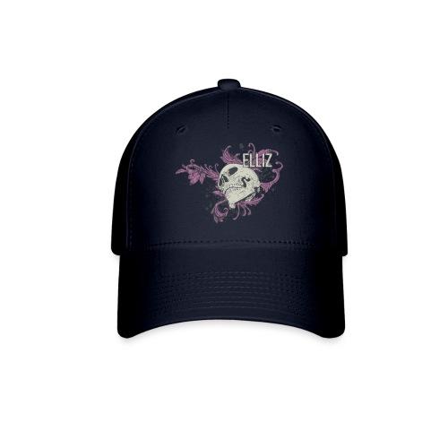 Ornamental Skull Bandana - Baseball Cap