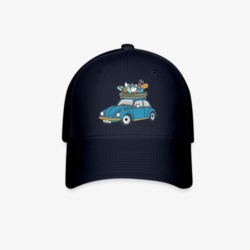 Gone Fishin' - Baseball Cap