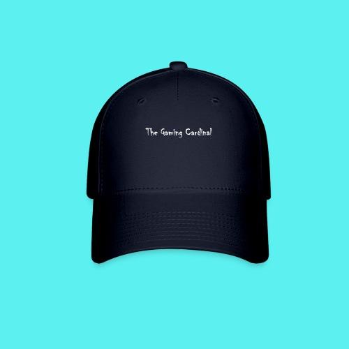 white logo text - Baseball Cap