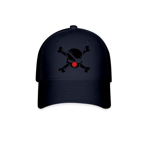 Clown Jolly Roger Pirate - Baseball Cap