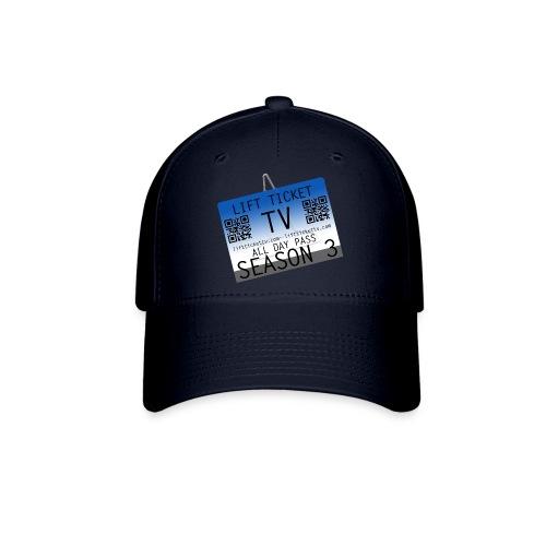 Lift Ticket TV Season 3 - Baseball Cap