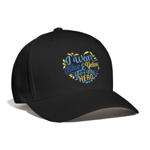 Blue & Yellow - Baseball Cap