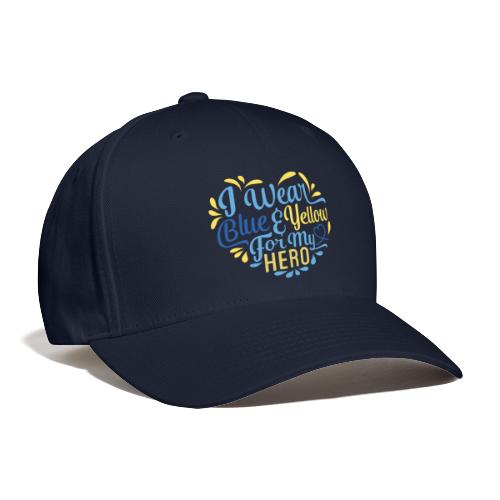 Blue & Yellow - Baseball Cap