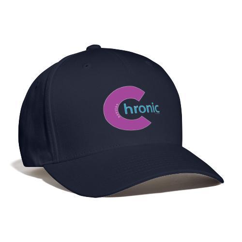 Houston Chronic - Purp C - Baseball Cap