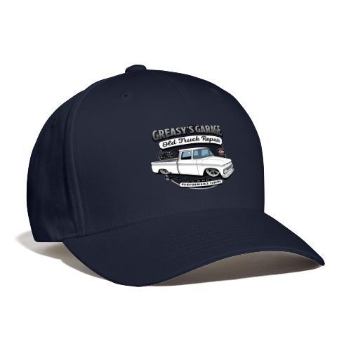Greasy's Garage Old Truck Repair - Baseball Cap
