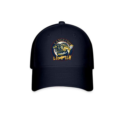 The Languish Lionfish Team Logo - Baseball Cap