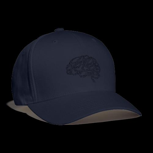 Sound of Mind   Audiophile's Brain - Baseball Cap