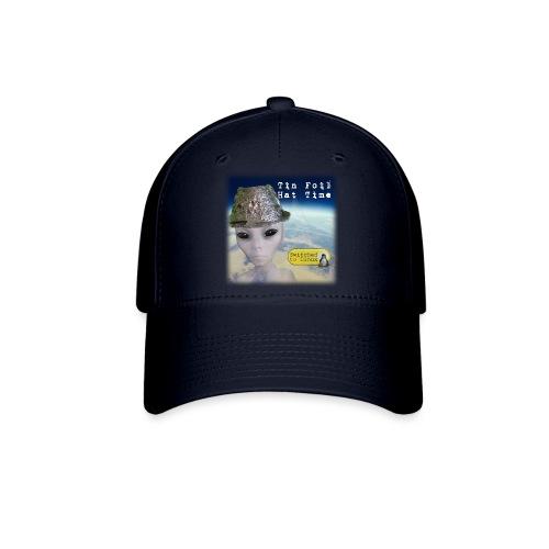 Tin Foil Hat Time (Earth) - Baseball Cap