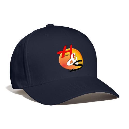 Rcahas logo gold - Baseball Cap