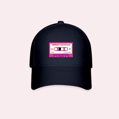 Retro Cassette Logo - Baseball Cap