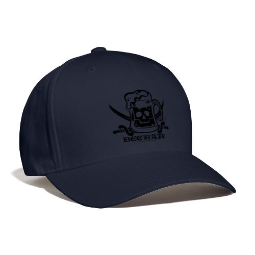 Beerate - black - Baseball Cap