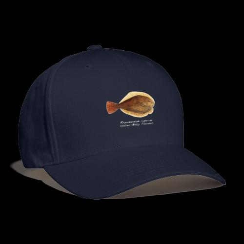 Yellow belly flounder - Baseball Cap