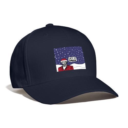 Let It Snow - Baseball Cap
