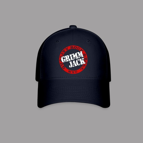 GJ Red White - Baseball Cap