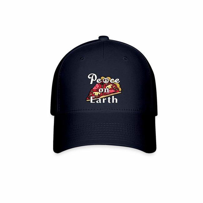 Peace on Earth, Mozzarella Pepperoni Pizzeria Pie.