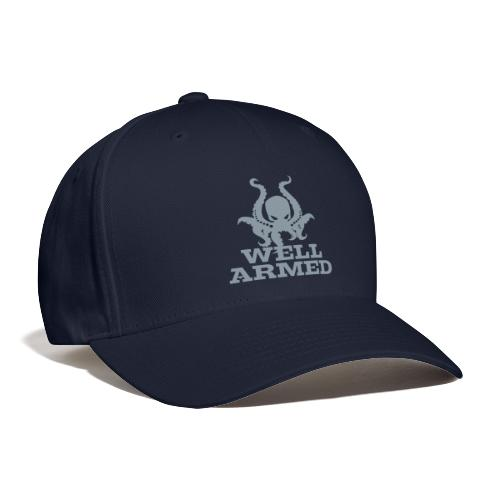 Well Armed Octopus - Baseball Cap