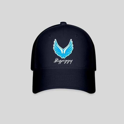 Skypiggy logo square dark - Baseball Cap