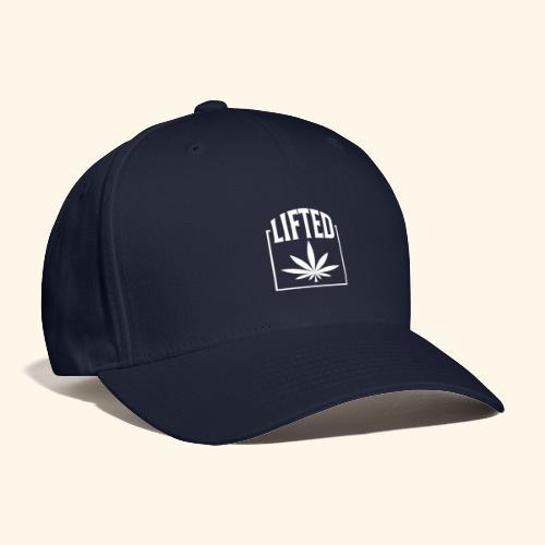 LIFTED T-SHIRT FOR MEN AND WOMEN - CANNABISLEAF - Baseball Cap