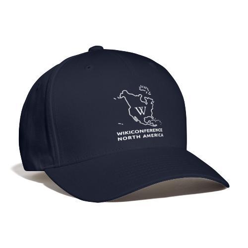 WikiConference North America Logo - Baseball Cap